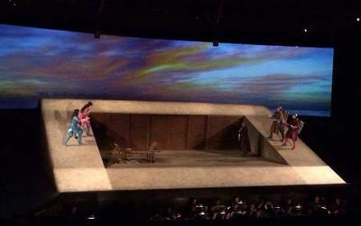 Cossi fan tutte, direccion escenica de Luis de Tavira, se presenta en el Teatro de las Artes del CENART, marzo 2015