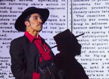 Compania Nacional de Teatro presenta una nueva temporada de Zoot Suit, obra de Luis Valdez. Teatro Julio Castillo, abril 2015