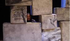 Teatro Luna de Papel presenta Frontera norte, obra de Suzanne Lebeau con direccion de Sandra Rosales, en la Sala Xavier Villaurrutia, julio 2015