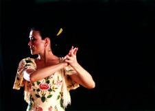 Maria Elena Anaya presenta Del corazon, obra de Mariana Landa. Centro Cultural Los Talleres, septiembre 2015