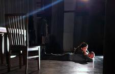Martin Zapata lleva a escena Soneto para dos almas en vilo. Sala Xavier Villaurrutia, octubre 2015