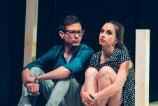 Embrujulados de Daniel de La O, se presenta en el Teatro La Capilla, enero 2016