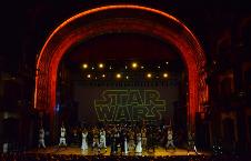 Orquesta Sinfonica Nacional regresa con la musica La guerra de las galaxias, Palacio de Bellas Artes, enero 2016