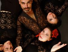 Arcai, grupo dirigido por Alejandro Tena presenta Matices del alma, Teatro de la Danza, febrero 2016