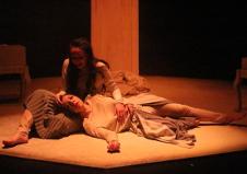 Remedios para Leonora, un texto de Estela Leñero y direccion de Gema Aparicio. Teatro El Milagro, abril 2016