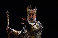 Compania Nacional de Teatro presenta Enrique IV, en el Teatro Julio Castillo, mayo 2016