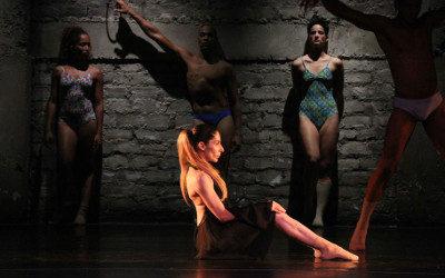 Ballet Nacional Dominicano presenta Guara ar iu filin, obra de Francisco Centeno. Teatro de la Danza , agosto 2016