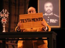 Don Pascualito Opera para ninos, se presenta en el Teatro de la Ciudad, agosto 2016