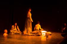Interventeatro presenta Yerevakayakan, obra de Luis Bravo, en La Cantera, agosto 2016