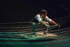 Mar Monstrum, obra de Aaron Govea, se presenta en el Teatro El Galeon, agosto 2016