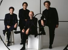 Cuarteto Latinoamericano comparte el escenario con la Orquesta Filarmonica de la Ciudad de Mexico, septiembre 2016