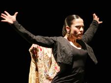 Ana Pruneda y Kuky Santiago presentan Jondo en el Voila, noviembre 2016