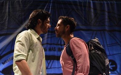I love New York, obra de Rodolfo Cantu con direccion de Gustavo Beltran, se presenta en el Teatro La Capilla, febrero 2017