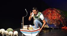 Teatro Luna de Papel presenta Si tan solo Solitario estuviera en casa, con direccion de Sandra Rosales. Sala Xavier Villaurrutia, febrero 2017