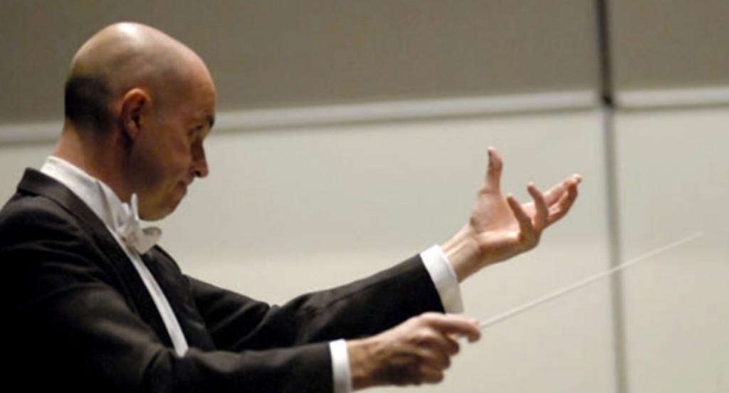 Stefano Mazzoleni dirige a la Orquesta Sinfonica Nacional en el programa La musica para cine de Nino Rota, Palacio de Bellas Artes, febrero 2017