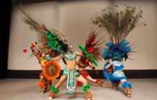 Ballet Folklorico de la Universidad de Guanajuato se presenta en el Palacio de Bellas Artes, marzo 2017