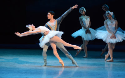 Compania Nacional de Danza dirigida por Mario Galizzi presenta El lago de los cisnes en el Palacio de Bellas Artes, marzo 2017
