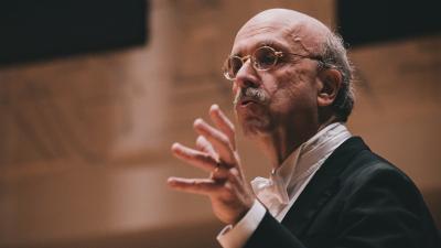 Guido Maria Guida dirige L Orfeo de Monteverdi que inaugura el Festival del Centro Historico. Palacio de Bellas Artes, abril 2017