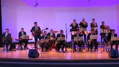 Latin American Jazz Orchestra y Laura Dickinson se presentan en el Auditorio Fra Angelico del CUC, marzo 2017