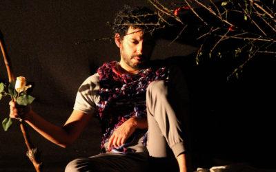 Oscar Ruvalcaba con Marcos Sanchez llevan a escena Memoria desvanecida. La Caja de Ex Esmeralda, marzo 2017