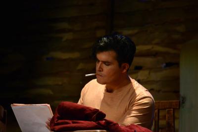 Un tranvia llamado deseo, una produccion de Escenia Ensamble, con la direccion escenica de Ragnar Conde y concertadora de Dorian Wilson. Teatro de la Ciudad, marzo 2017