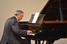 Alberto Zuckermann Trio se presenta en el Museo Jose Luis Cuevas, abril 2017