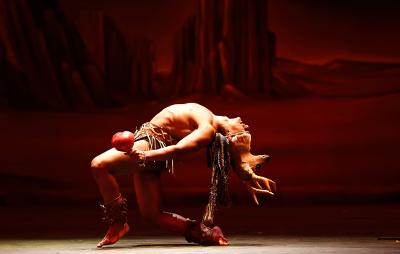 Dia Internacional de la Danza homenaje a Amalia Hernandez, centro Nacional de las Artes, abril 2017