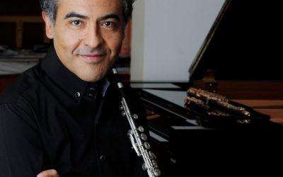 Miguel Angel Villanueva se presenta con la Orquesta Filarmonica de la UNAM, Sala Nezahualcoyotl, mayo 2017