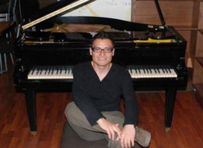 Alberto Garcia se presenta en el Clazz Continental Latin Jazz Mexico. Teatro Julio Castillo, junio 2017