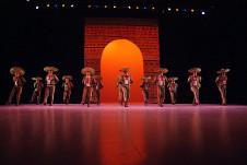 Compania de Danza Folklorica de la Ciudad de Villahermosa. Palacio de Bellas Artes, junio 2017