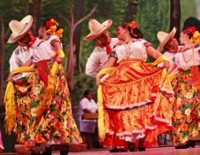 Compani de Danza Folklorica de la Ciudad de Villahermosa. Palacio de Bellas Artes, junio 2017