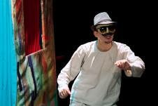 Los Cantores del Confin presentan El misterio de las ninas desaparecidas, obra de Berta Hiriart. Teatro Benito Juarez, junio 2017