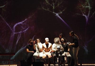 Finzi Pasca presenta Per Te en el Centro Cultural Teatro 1, junio 2017