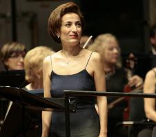 Gabriela Herrera se presenta con la Orquesta Filarmonica de la UNAM, junio 2017