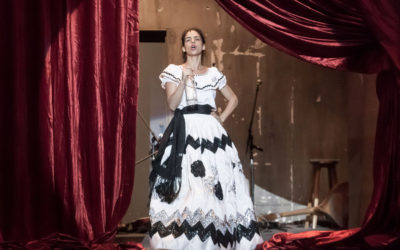 Antonio Serrano lleva a escena La Tequilera, texto de Ximena Escalante. Teatro Juan Ruiz de Alarcon, junio 2017