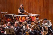 Orquesta Filarmonica de la Ciudad de Mexico sera dirigida por Ronald Zollman, junio 2017