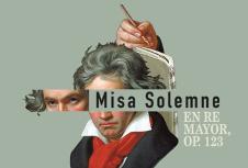 Orquesta y Coro del Teatro de Bellas Artes, dirigido por Srba Dinic presenta Misa solemne Beethoven, en el Palacio de Bellas Artes, julio 2017