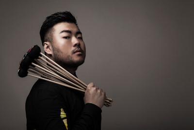 Le Yu, percusionista, se presenta en la Temporada Verano 2017 de la Orquesta Sinfonica de Mineria en la Sala Nezahualcoyotl