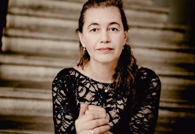 Lilya Zilberstein, piano, se presenta en la Temporada Verano 2017 de la Orquesta Sinfonica de Mineria en la Sala Nezahualcoyotl