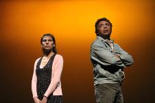 Carretera 45 Teatro presenta Matatena, un texto de Antonio Zuniga dirigido por Abraham Jurado. Foro La Gruta del Centro Cultural Helenico, julio 2017