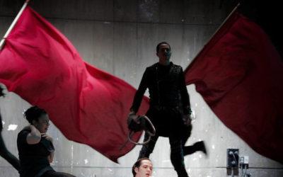 Antigona de David Gaitan se presenta en el Teatro Julio Castillo, agosto de 2017