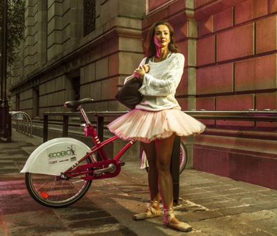 Ardentia celebra 15 anos de vida escenica con Cronicas urbanas de una bailarina, una creacion de Reyna Perez. Teatro de la Danza, agosto 2017