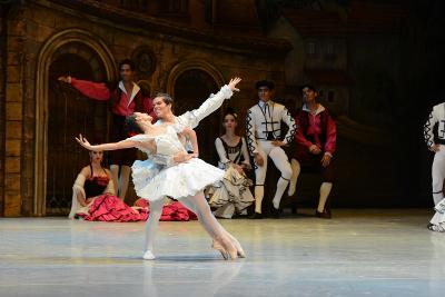 Compania Nacional de Danza presenta Homenaje a Petipa en el Palacio de Bellas Artes, agosto 2017