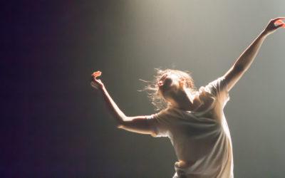 Jung In Lee se presenta en el Festival Internacional de Danza Contemporanea de la Ciudad de Mexico, agosto 2017