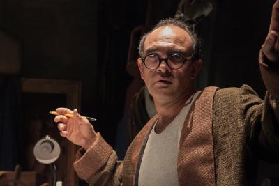 La piel de Venus, texto de David Ives y dirigida por Angelica Rogel, se presenta en el Teatro La Capilla, agosto 2017