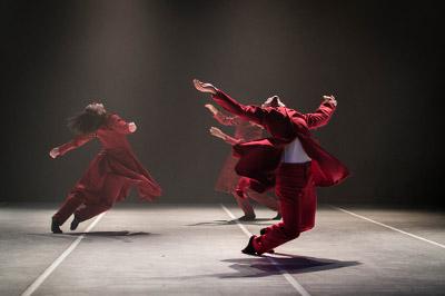Laleget Danza presenta  Manases y la esquizofrenia, obra de Diego Vazquez. Teatro de la Danza, agosto 2017