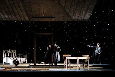 La fanciulla del West, opera de Giacomo Puccini, se presenta en el Palacio de Bellas Artes, septiembre 2017