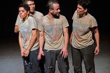 Entre la Bestia y un cielo repleto de estrellas, obra de Edgar Quevedo, se presenta en el Teatro El Milagro, septiembre 2017