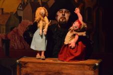 Fausto, un cuento del demonio, dirigida por Ivan Olivares y actuacion de Emmanuel Marquez, se presenta en el Teatro El Granero, septiembre 2017