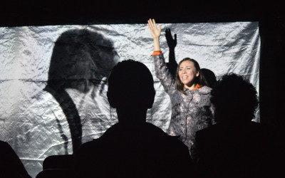 Foco alAire presenta MarDulce CinEscena en el Teatro de la Danza del Centro Cultural del Bosque, septiembre 2017